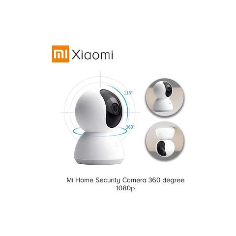 Xiaomi Mi Home Camara de Seguridad 360 grados 1080P