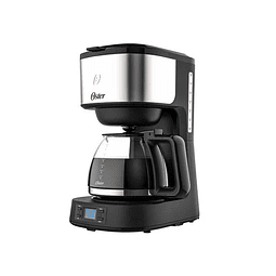 Cafetera Espresso Programable Oster 8 Tazas BVSTDC10SS