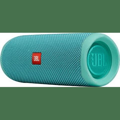 Parlante Bluetooth JBL FLIP5 color verde agua