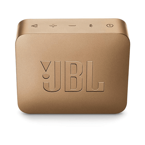 Parlante Bluetooth JBL GO2 CHAMPAÑA
