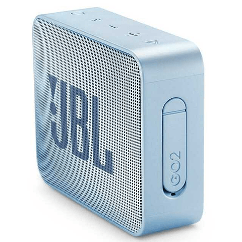 Parlante Bluetooth JBL GO2 CELESTE
