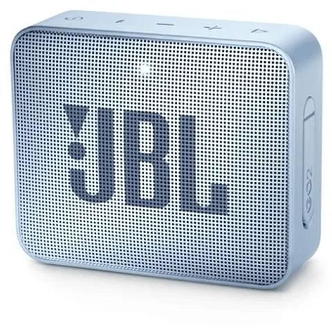 Parlante Bluetooth JBL GO2 CELESTE (OFERTA ESTUCHE DE REGALO)
