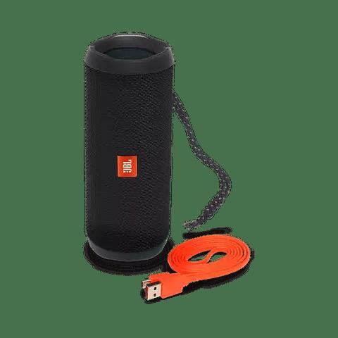 JBL Flip 4 Altavoz Bluetooth portátil Negro