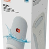 JBL Flip 4 Altavoz Bluetooth portátil color blanco