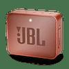 Parlante Bluetooth JBL GO2 color canela