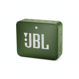 Parlante Bluetooth JBL GO2 color verde