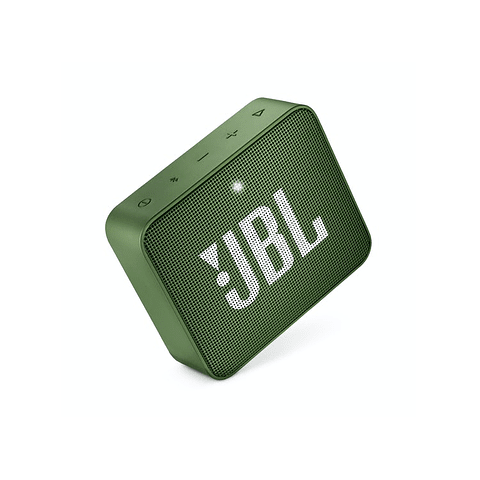 Parlante Bluetooth JBL GO2 color verde