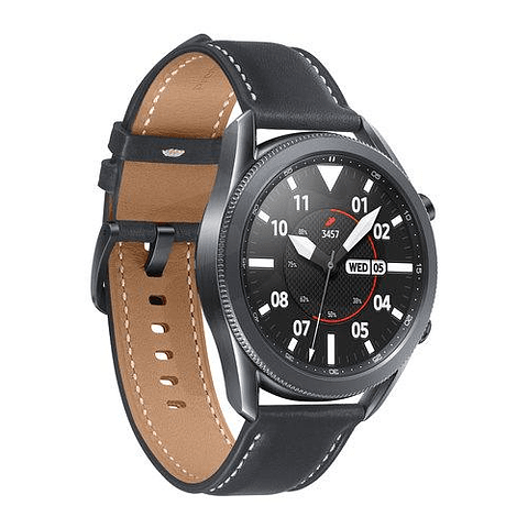 Samsung® Smartwatch Samsung Galaxy Watch 3 45mm Mystic Black  R850