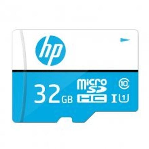 HP MEMORIAS MICRO SD 32GB CLASE 10 100MB/S CON ADAPTADOR