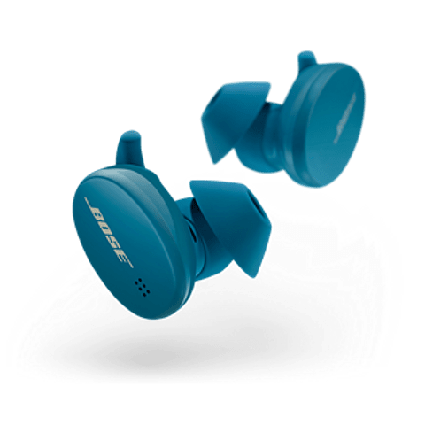 Audifonos inalambricos BOSE Sports Earbuds color Azul
