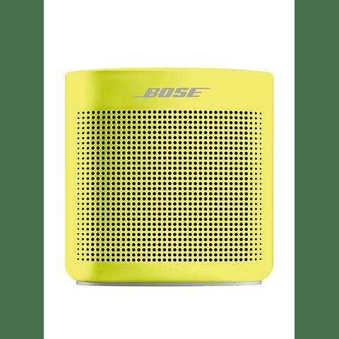 Parlante Bluetooth BOSE SONDLINK II color Amarillo