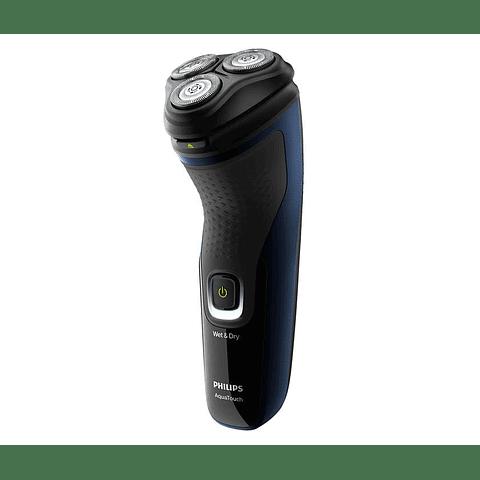Afeitadora Philips eléctrica en seco o en húmedo S1323/41