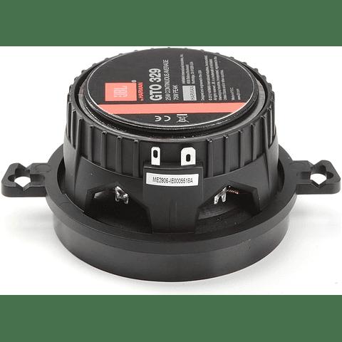 JBL GTO329 Premium - Altavoz coaxial de 3,5 pulgadas