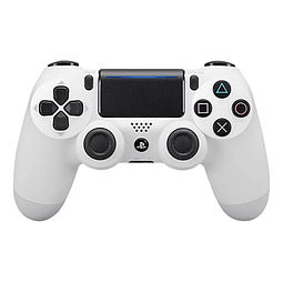 Control Dualshock Playstation 4 Blanco