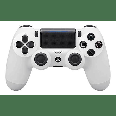 Control Dualshock Playstation 4 Blanco