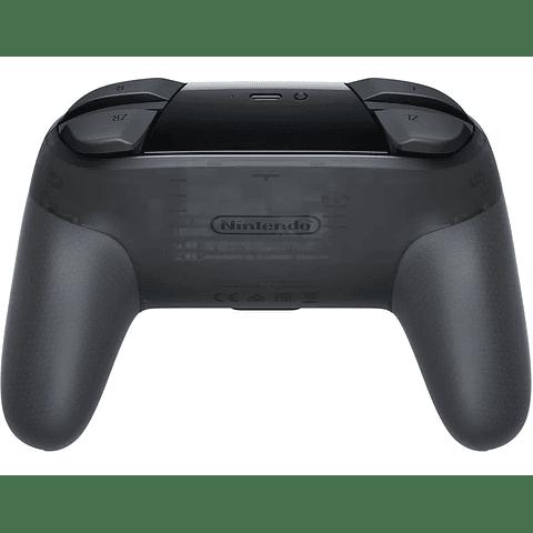 Mando Inalámbrico Nintendo Switch Pro Controller