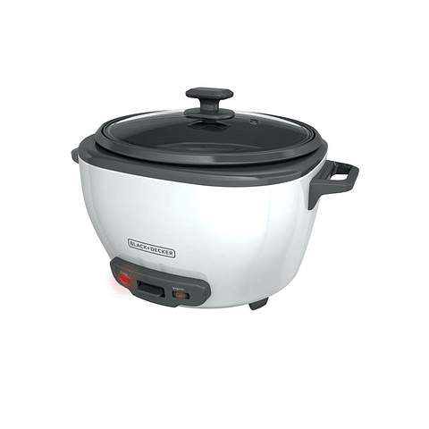 OLLA ARROCERA BLACK+DECKER RC5225 22 TAZAS, BLANCA
