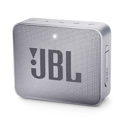 Parlante Bluetooth JBL GO2 color Gris
