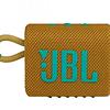 Parlante JBL Go 3 Portable Bluetooth Amarillo