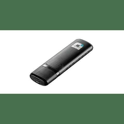 AC1300 Adaptador USB WIFI - DLINK DWA-182