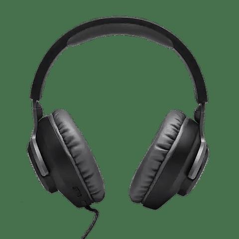 JBL Quantum 100 Auriculares integrales para gaming con cable y un micrófono extraíble