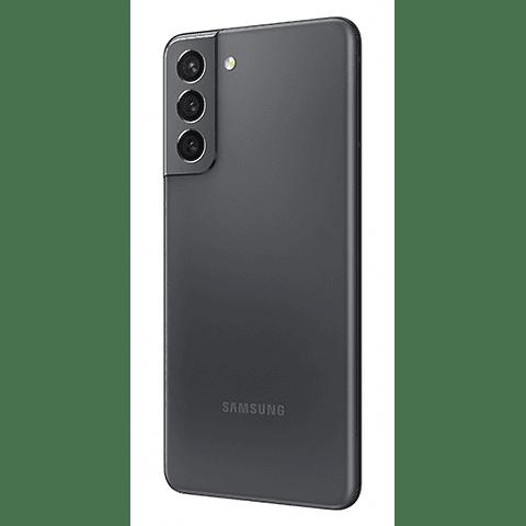 Samsung Smartphone Galaxy S21 Grey / Liberado Modelo SMG991B/DS