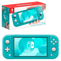NINTENDO SWITCH LITE CELESTE