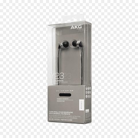 OFERTA Audifono AKG Y23 color negro con mic
