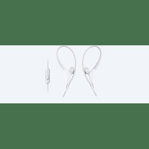 Audífonos deportivos internos MDR-AS410AP color Blanco