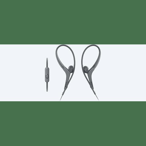 Audífonos deportivos internos MDR-AS410AP color Negro