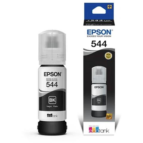 Pack Epson T544 Botellas, Tintas 4 Colores L110 / L3110 /l3150 /l5190