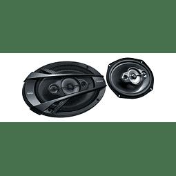 Sony – Xs-n6940 Parlantes Coaxiales De 16x24cm Y 4 Vías ((6X9))