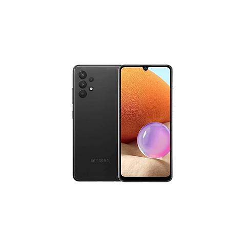 Samsung celular  Galaxy A32 (128GB, 4GB) 6.4″ Super AMOLED 90Hz Display, 64MP Dual SIM GSM  A325M/DS