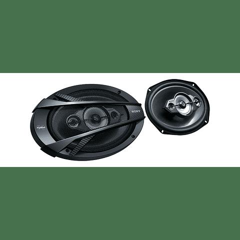 Sony - Xs-n6940 Parlantes Coaxiales De 16x24cm Y 4 Vías