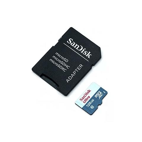 SANDISK Memoria MicroSD 128gb Sandisk Clase 10