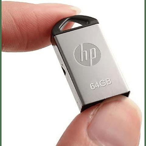 PENDRIVE USB HP HEWLETT PACKARD V221W 64GB