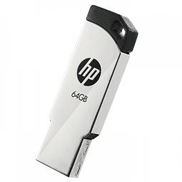 PENDRIVE USB HP HEWLETT PACKARD V236W 64GB