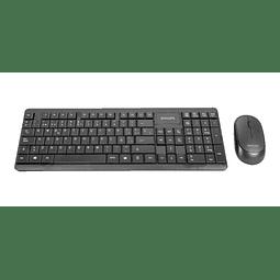 Philips Combo Teclado + Mouse Inalámbrico Spt6314