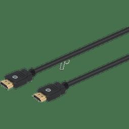 Cable HDMI a HDMI marca HP 3 metros