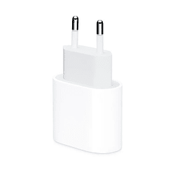 Adaptador de Corriente USB-C de 20W Apple