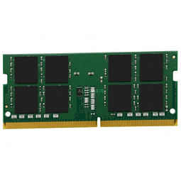 Kingston ValueRAM ValueRAM KVR32S22D8/16 módulo de memoria 16 GB 1 x 16 GB DDR4 3200 MHz