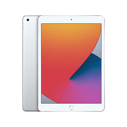 "Apple IPad 8(2020) 10.2"" 128GB Wi-Fi  Plateado (MYLE2LLA)"