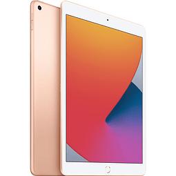 "Apple IPad 8(2020) 10.2"" 128GB Wi-Fi  Dorado (MYLF2LLA)"