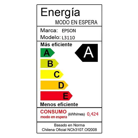 IMPRESORA MULTIFUNCIONAL EPSON L3110