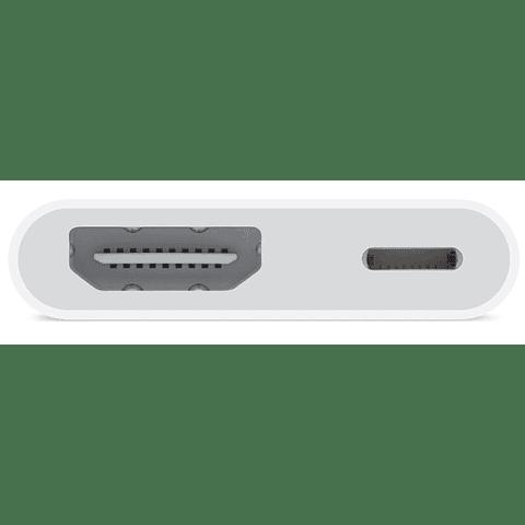 Adaptador Apple Lightning a HDMI Apple
