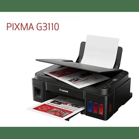 Impresora Multifuncional Canon G3110 Pixma ( Wi-fi)