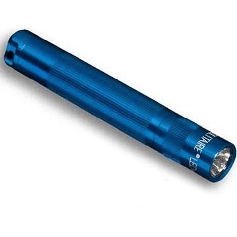 Linterna MagLite Solitaire LED Flashlight, 37 Lumens, Roja