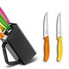 VICTORINOX Soporte Swiss Classic para cuchillos para bistec y pizza, 4 piezas