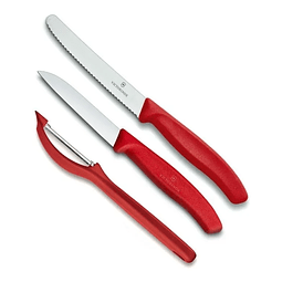 Cuchillos Victorinox Set 3 Piezas 6.7111.31 -
