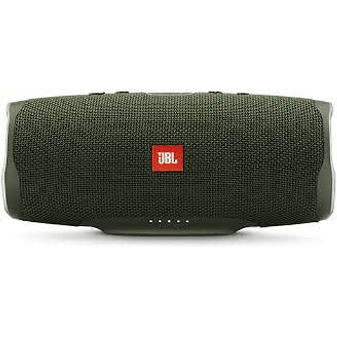 Parlante Bluetooth JBL Charge 4 Verde